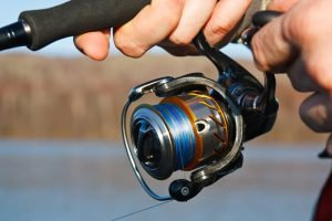 spinning reel main
