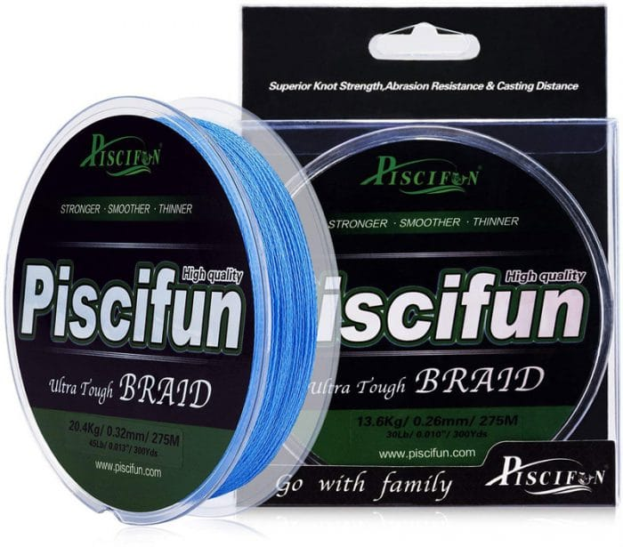 Piscifun Braided Fishing Line