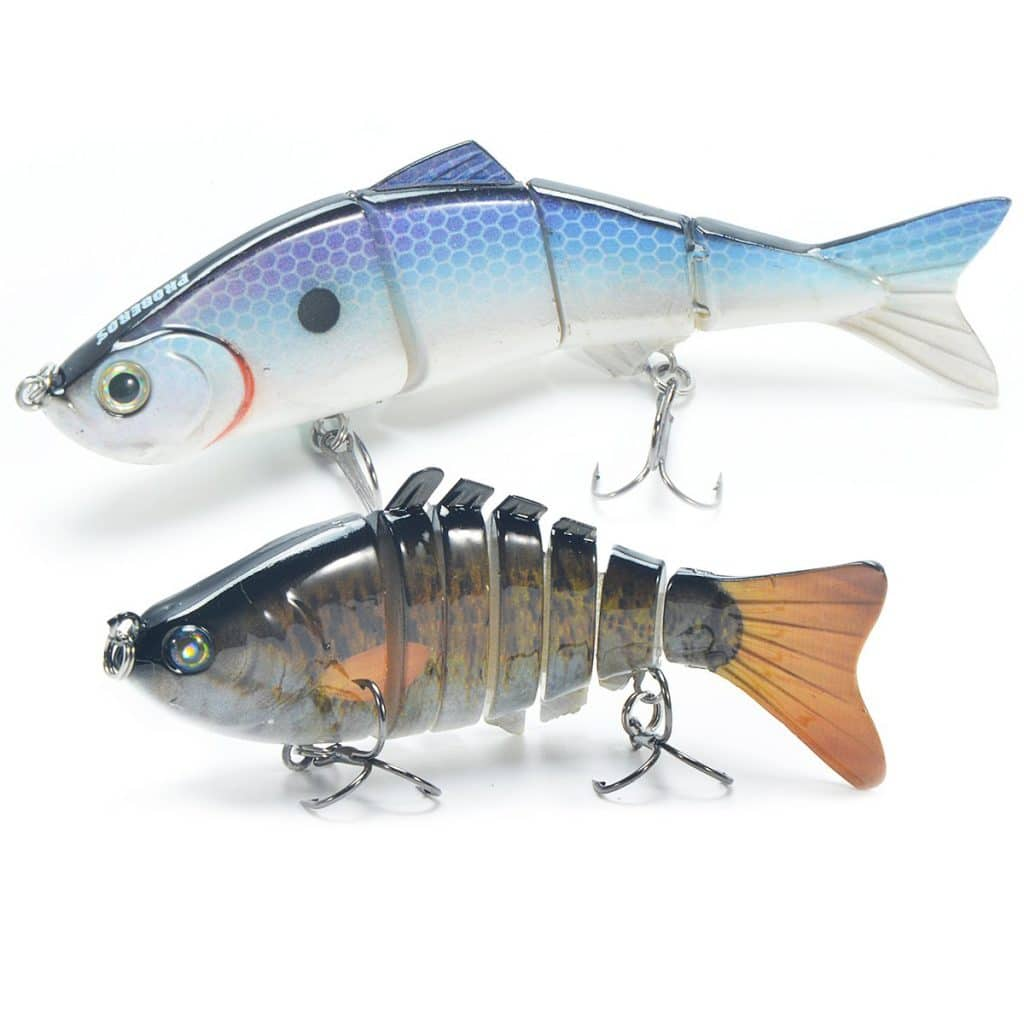 Supertrip Swimbait Lures