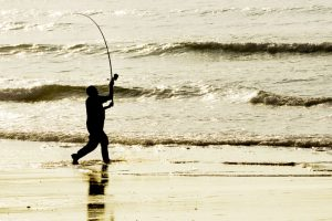 best surf casting rods