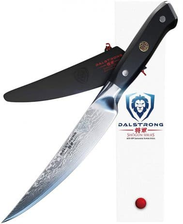 DALSTRONG Filet knife - Shogun series - Best Salmon Fillet knives