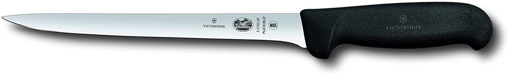 Victorinox Cutlery 8-Inch Straight Fillet Fishing Knife