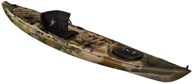 Ocean Prowler 13 Angler Sit on Top Fishing Kayak