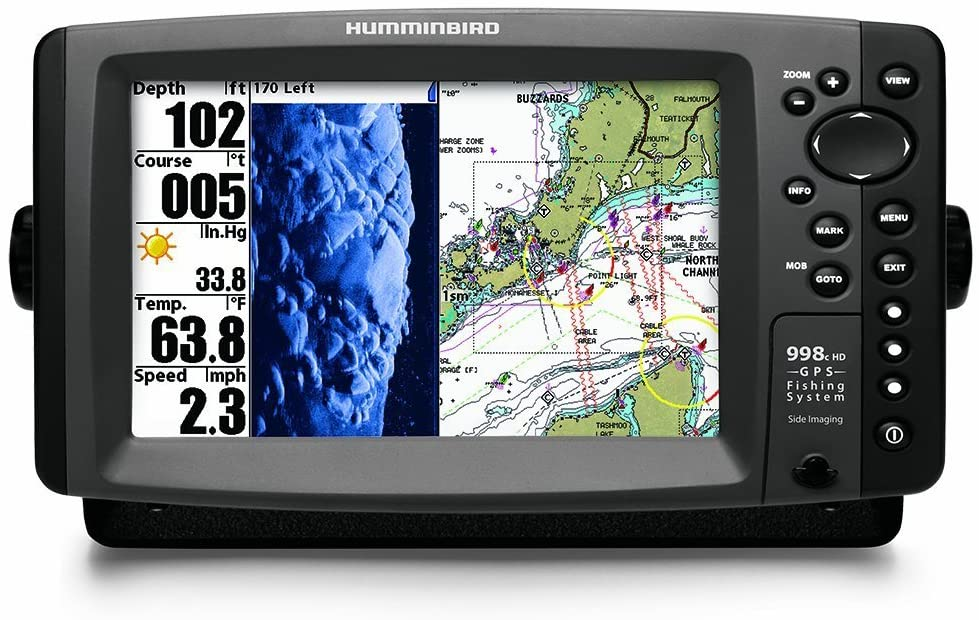 Humminbird 998c Review