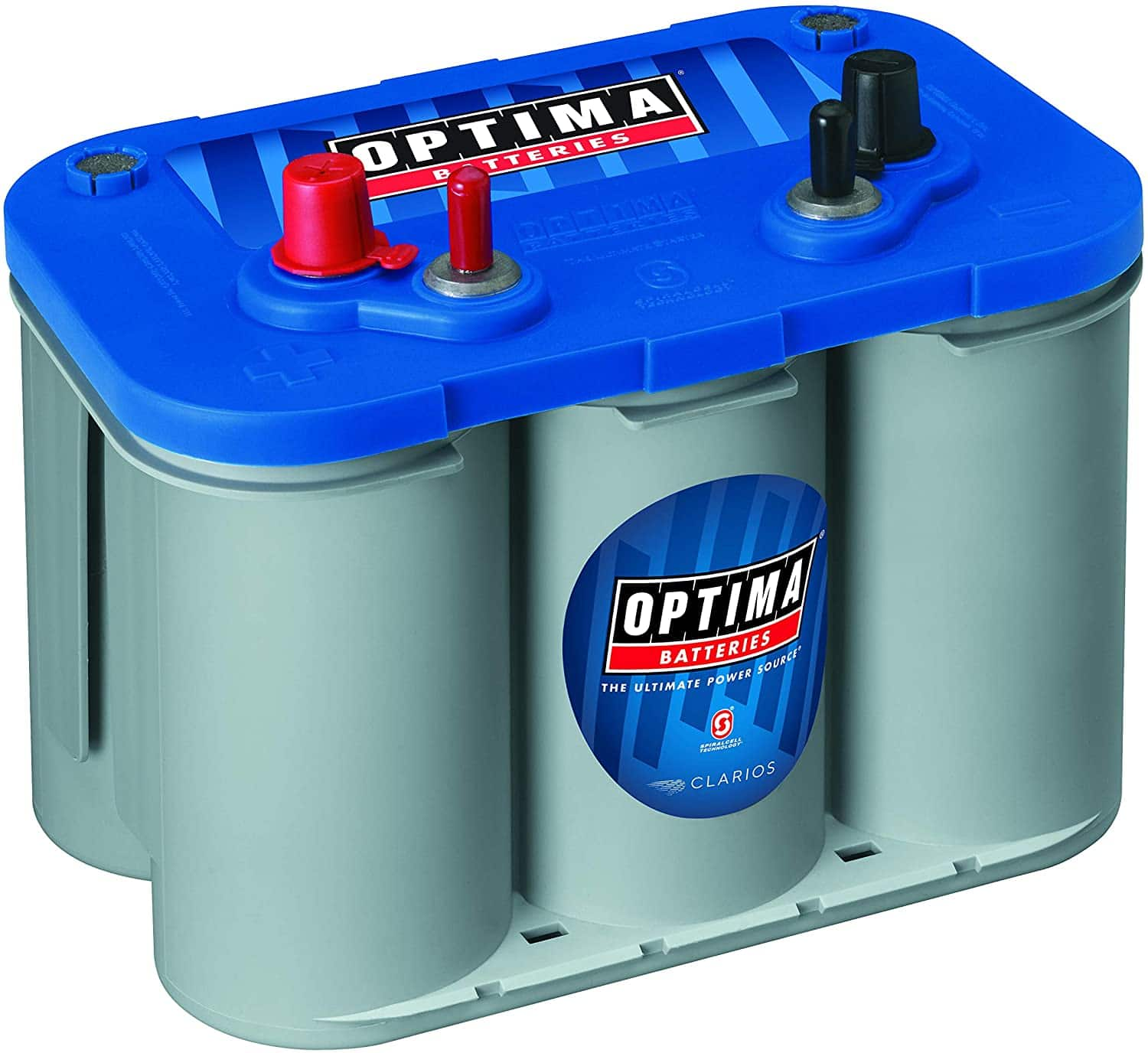 Optima OPT8016-103 Batteries D34M BlueTop Starting and Deep Cycle Marine Battery